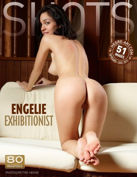 Engelie - `Exhibitionist` - by Petter Hegre for HEGRE-ART