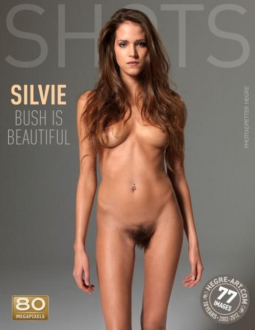 Silvie - `Bush Is Beautiful` - by Petter Hegre for HEGRE-ART