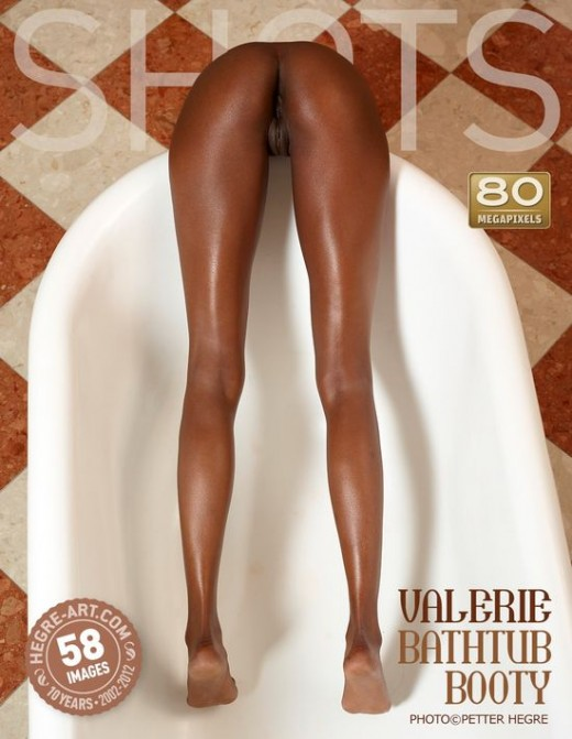 Valerie - `Bathtub Booty` - by Petter Hegre for HEGRE-ART
