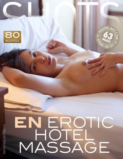 En - `Erotic Hotel Massage` - by Petter Hegre for HEGRE-ART