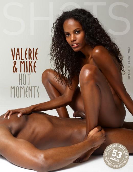 Valerie - `Hot Moments` - by Petter Hegre for HEGRE-ART