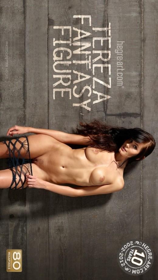 Tereza - `Fantasy Figure` - by Petter Hegre for HEGRE-ART