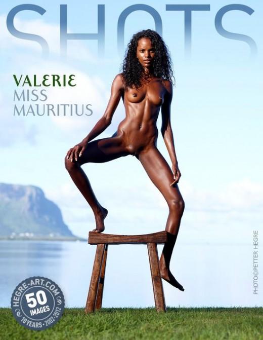 Valerie - `Miss Mauritius` - by Petter Hegre for HEGRE-ART