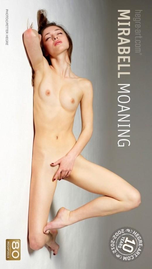 Mirabell - `Moaning ( Correct Spelling )` - by Petter Hegre for HEGRE-ART