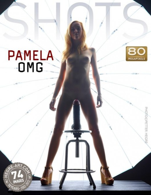 Pamela - `OMG` - by Petter Hegre for HEGRE-ART