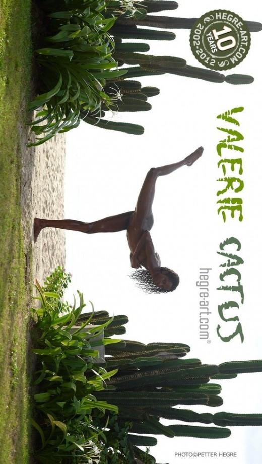 Valerie - `Cactus` - by Petter Hegre for HEGRE-ART