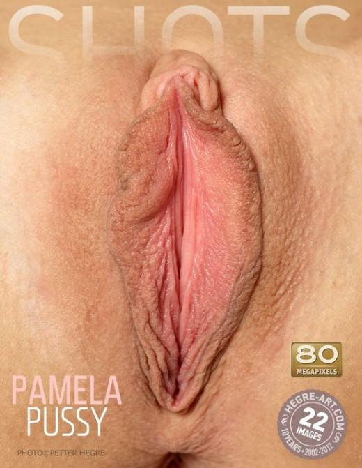 Pamela - `Pussy` - by Petter Hegre for HEGRE-ART