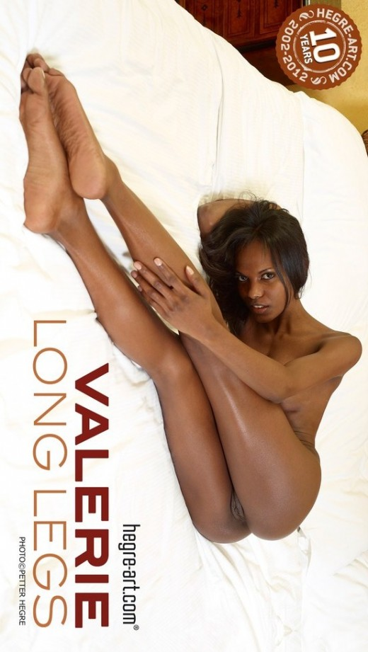 Valerie - `Long Legs` - by Petter Hegre for HEGRE-ART