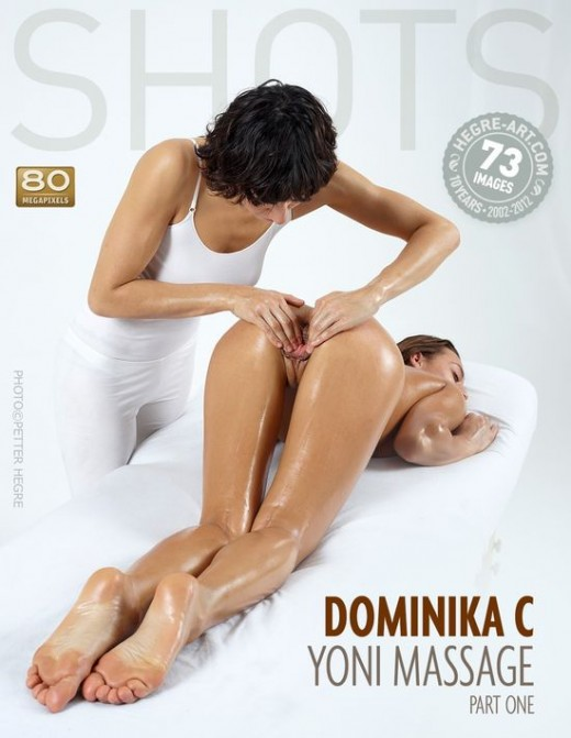 Dominika C - `Yoni Massage - Part 1` - by Petter Hegre for HEGRE-ART