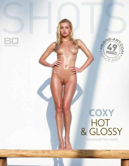 Coxy - `Hot & Glossy` - by Petter Hegre for HEGRE-ART