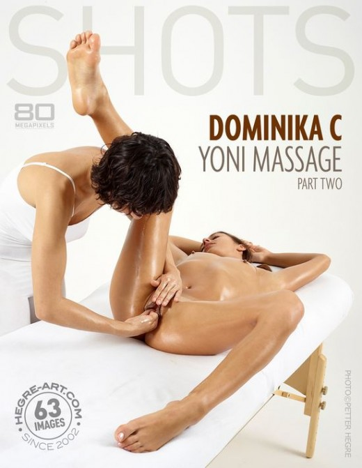 Dominika C - `Yoni Massage - Part Two` - by Petter Hegre for HEGRE-ART
