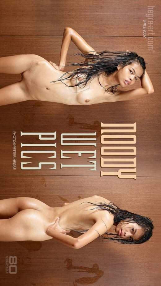 Noody - `Wet Pics` - by Petter Hegre for HEGRE-ART