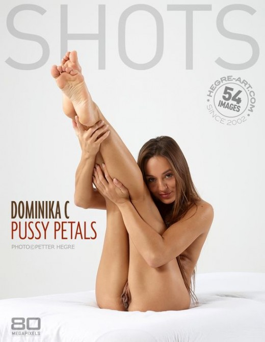 Dominika C - `Pussy Petals` - by Petter Hegre for HEGRE-ART
