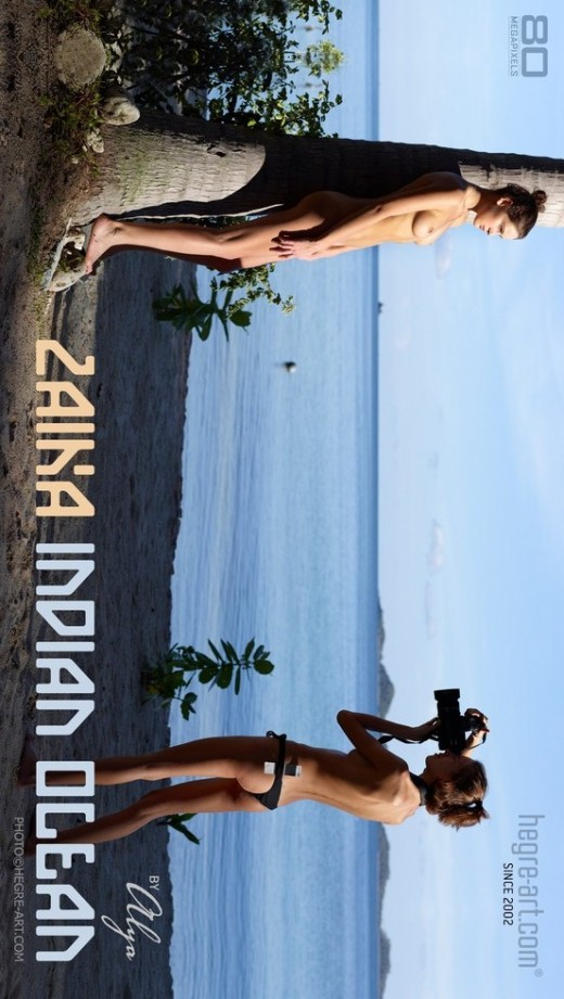 Zaika - `Indian Ocean` - by Alya for HEGRE-ART