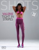 Valerie in Tight In Stripes gallery from HEGRE-ART by Petter Hegre