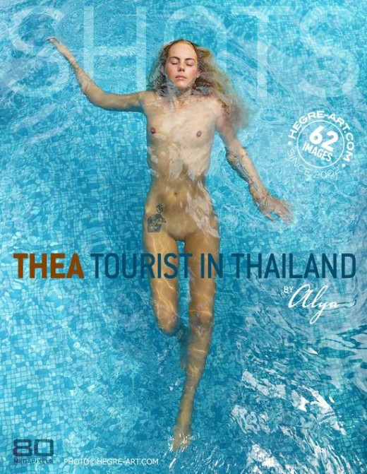 Thea - `Tourist In Thailand` - by Alya for HEGRE-ART