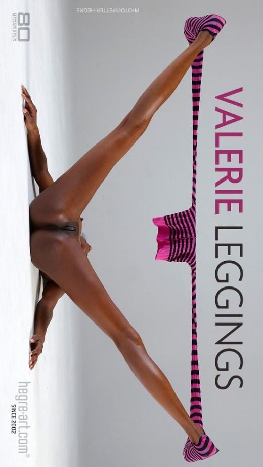 Valerie - `Leggings` - by Petter Hegre for HEGRE-ART