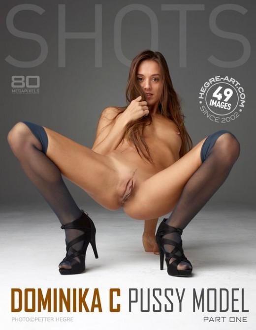 Dominika C - `Pussy Model - Part One` - by Petter Hegre for HEGRE-ART