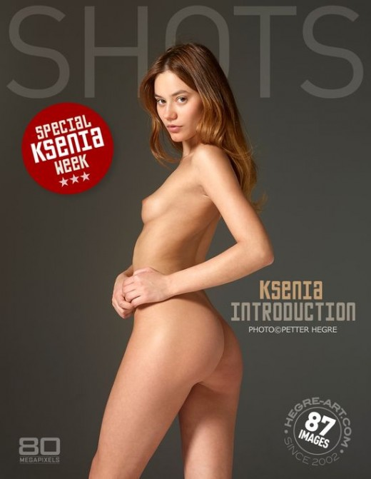 Ksenia - `Introduction` - by Petter Hegre for HEGRE-ART