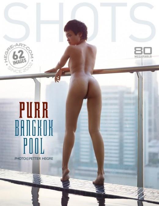 Purr - `Bangkok Pool` - by Petter Hegre for HEGRE-ART