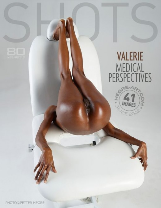 Valerie - `Medical Perspectives` - by Petter Hegre for HEGRE-ART