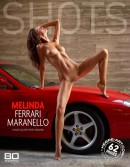 Melinda in Ferrari Maranello gallery from HEGRE-ART by Petter Hegre