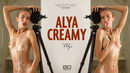 Alya in Creamy gallery from HEGRE-ART by Alya