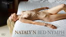 Nataly N in Bed Nymph gallery from HEGRE-ART by Petter Hegre