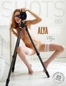 Alya - White
