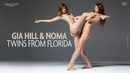 Gia Hill & Noma - Twins from Florida