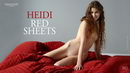 Heidi - Red Sheets