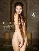 Heidi - Roman Baths