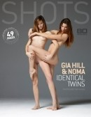 Gia Hill & Noma - Identical Twins