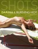 Darina L - Burning Hot
