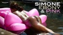 Simone in Ebony And Pink gallery from HEGRE-ART by Petter Hegre