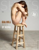 Gia Hill and Noma - Gia Hill Nudes By Noma