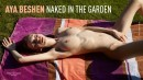 Aya Beshen in Naked In The Garden gallery from HEGRE-ART by Petter Hegre