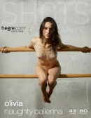 Olivia in Naughty Ballerina gallery from HEGRE-ART by Petter Hegre
