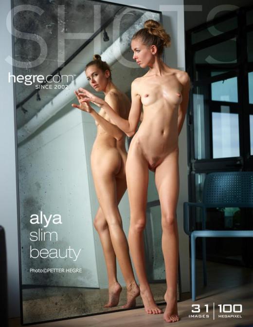 Alya in Slim Beauty gallery from HEGRE-ART by Petter Hegre