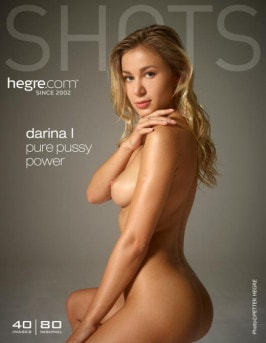 Darina L  from HEGRE-ART