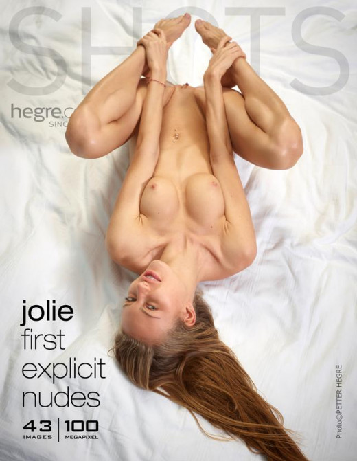 Jolie in First Explicit Nudes gallery from HEGRE-ART by Petter Hegre