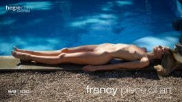 Francy  from HEGRE-ART