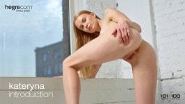 Kateryna  from HEGRE-ART