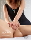 Veronika V in Yoni Massage gallery from HEGRE-ART by Petter Hegre