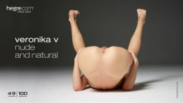 Veronika V  from HEGRE-ART