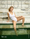 Natalia A in Surprise Swimsuit gallery from HEGRE-ART by Petter Hegre