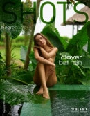 Clover in Bali Rain gallery from HEGRE-ART by Petter Hegre