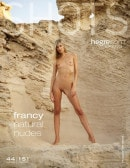 Francy in Natural Nudes gallery from HEGRE-ART by Petter Hegre