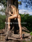 Francy in Forest Nudes gallery from HEGRE-ART by Petter Hegre