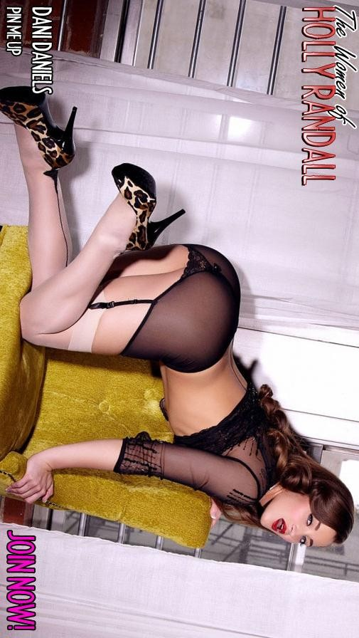 Dani Daniels - `Pin Me Up` - by Holly Randall for HOLLYRANDALL ARCHIVES